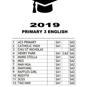 buy 2019 primary 3 exam papers test papers 07