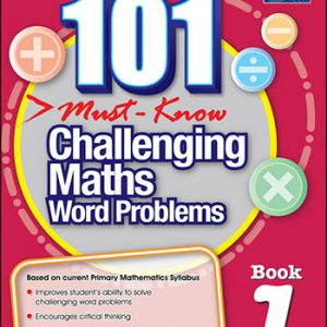 Primary Challenging Real World Mathematics Questions Book